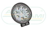 Lampa robocza LED okrągła 10-30v/2150lm