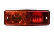 Lampa zespolona tylna, 12V-24V