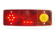 Lampa zespolona tylna prawa, 12V-24V + przewody 200cm YLY-S 4x0,75mm2, diody