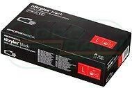 Rękawiczki NITRILE MOTO L (opakowanie 100 szt)