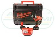 Wiertarko-wkrętarka udarowa Milwaukee M12