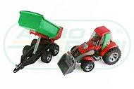 Roadmax Traktor z przyczepą