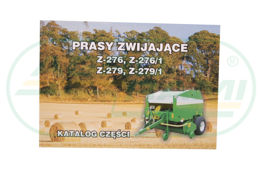 Katalog prasa Z-276