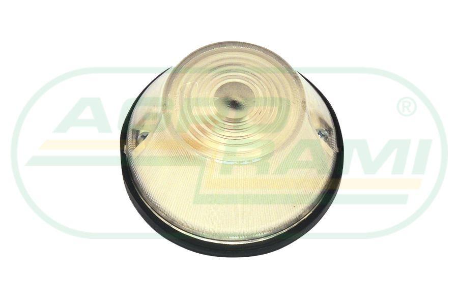 Lampa pozycyjna przednia, jednofunkcyjna, 12V-24V
