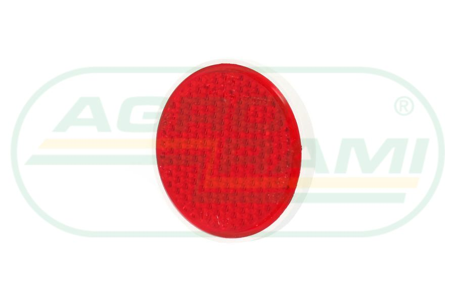 Urządzenie odblaskowe czerwone