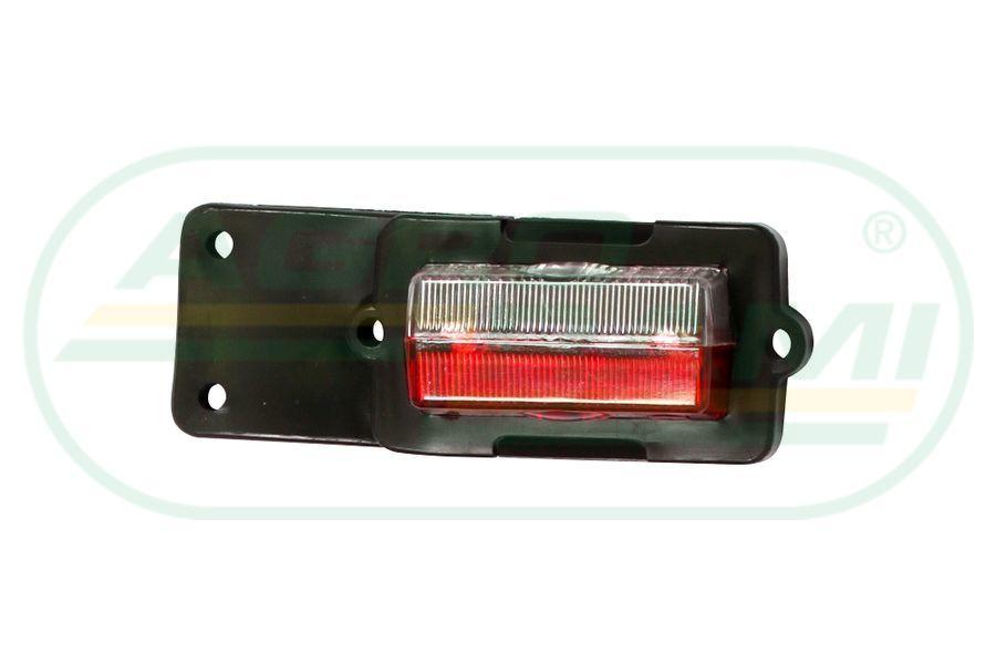 Lampa zespolona obrysowa przednio-tylna, 12V-24V
