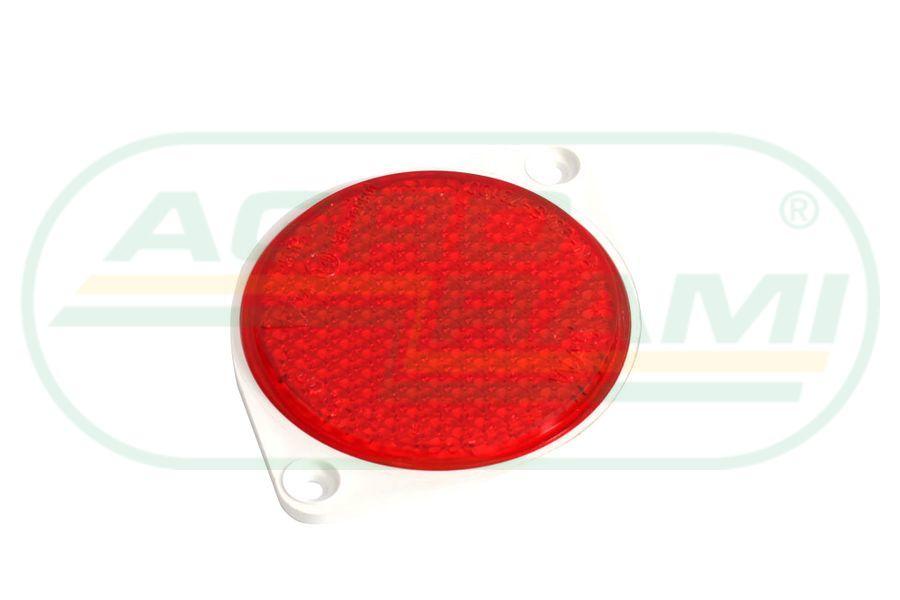 Urządzenie odblaskowe czerwone WAŚ