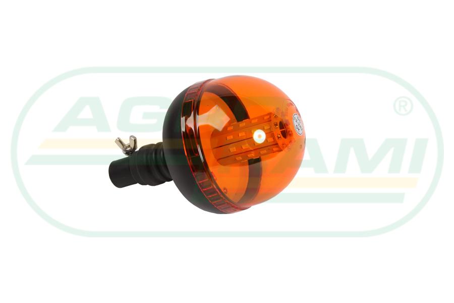 Lampa ostrzegawcza LED 12-24V FI-128/210WYS