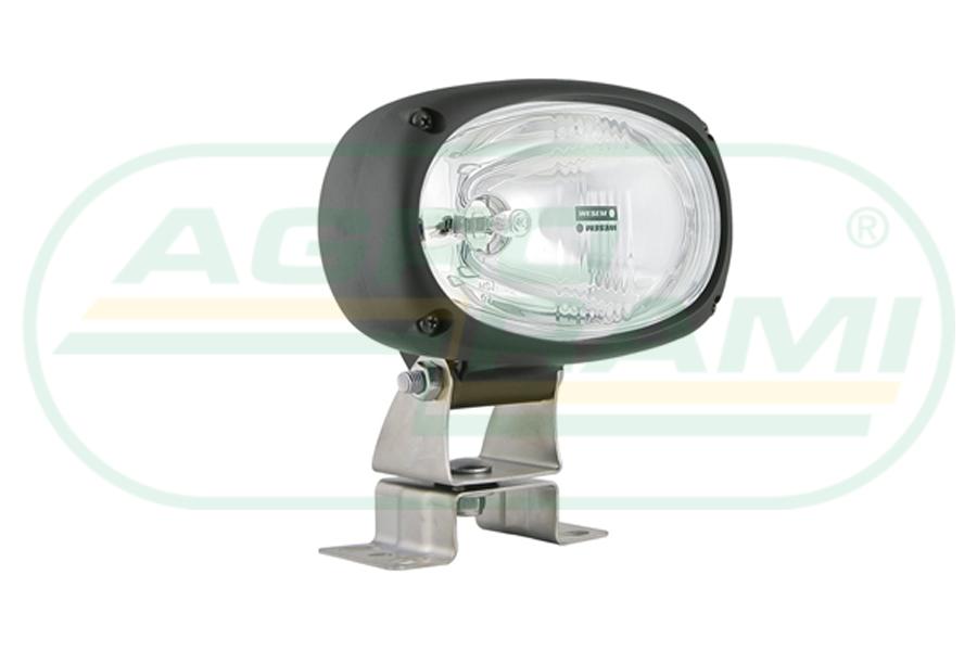 Lampa robocza owalna 160x100  A - ciągniki Massey Ferguson serie: 5425-5465, 6445-6499, ciągniki Renault: Ares, Arion, Axion