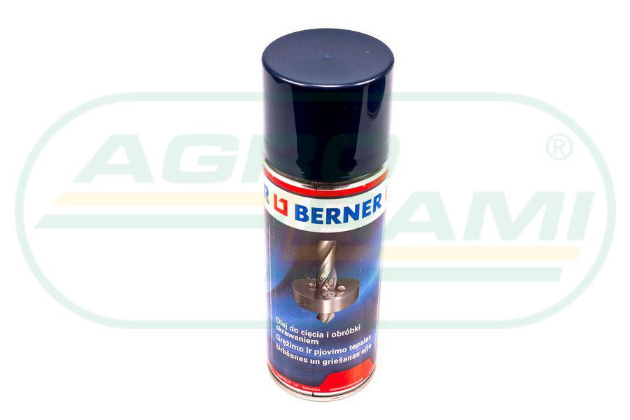 Olej do cięcia i obróbki skrawaniem Berner