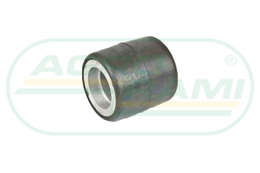 Rolka aluminiowo-gumowa solo