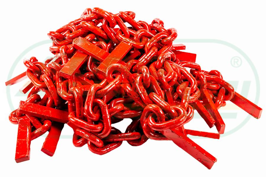 Łańcuch wsuwany 25x118x10