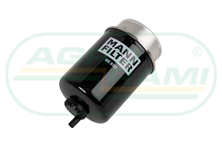 Filtr paliwa.FS-19517 , FS-19861 , PDS7.2.6 , 111-26  MANN FILTER