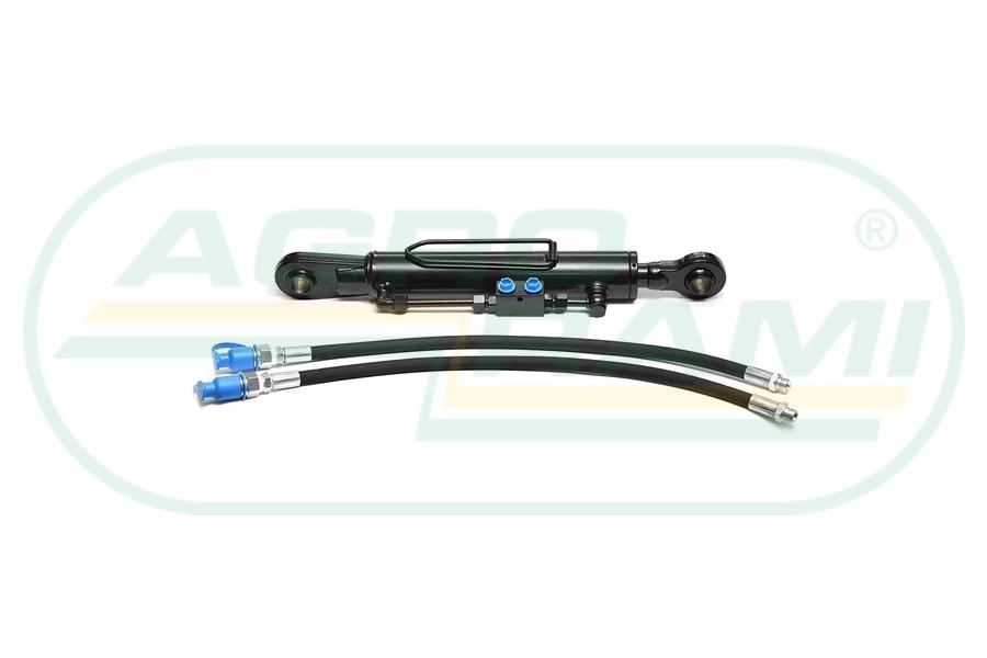 Łącznik centralny hydrauliczny L-550/800 Wysuw l-250 Kula Fi-26/26