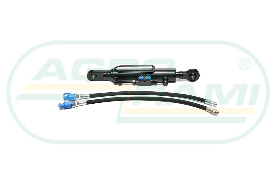 Łącznik centralny hydrauliczny L-500/700 Wysuw L-200  Kula Fi-19/26