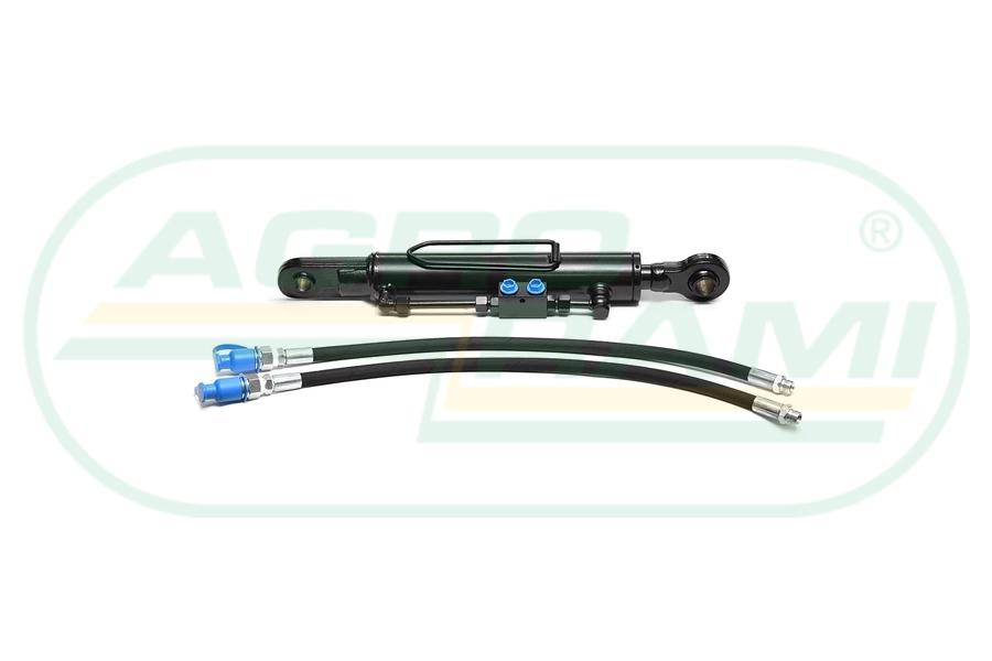 Łącznik centralny hydrauliczny L-550/800 Wysuw L-250 Kula Fi-19/26