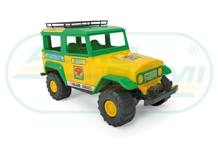 Color Cars auta terenowe
